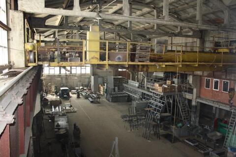 Продам производственный комплекс 3 600 кв.м. - Фото 1