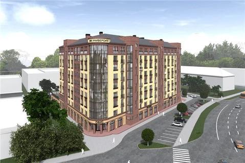 Объявление №50042986: Квартира 2 комн. Калининград, ул. Куйбышева, 2,