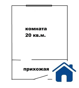 Аренда. Комната 20кв.м. Мира,30 - Фото 2