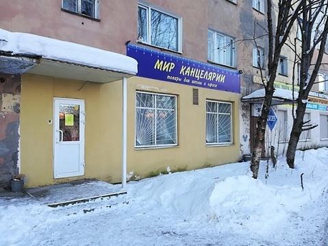 Помещение свободного назначения, Росляково, Североморское - Фото 1