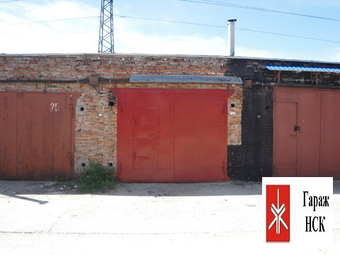 Продам капитальный гараж, ГСК Металлист №26. Академгородок, за умтс - Фото 1