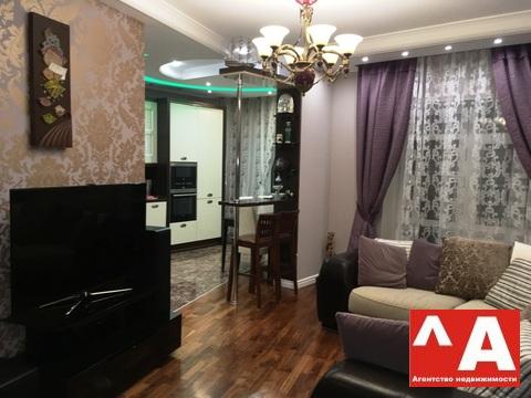 Продажа 3-й квартиры 90 кв.м. в элитном доме в центре Тулы - Фото 1