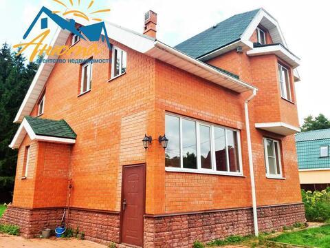 Продается кирпичный дом 250 кв. метров в городе Жуков Калужской област - Фото 2