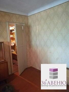 Продажа квартиры, Воронеж, Левобережный Костромская - Фото 1