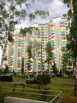 Продается светлая просторная 2-к квартира, улица Молодцова, дом 31 к3 - Фото 1