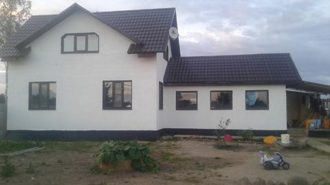 Продаётся участок с жилым домом для круглогодичного проживания - Фото 1
