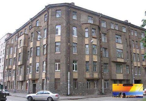 Просторная комната в историческом центре спб. Петроградка. Прямая прод - Фото 1