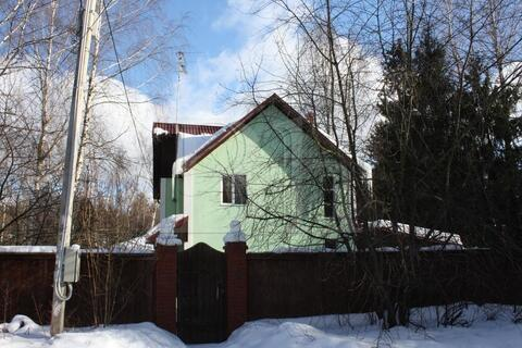 Уютный тёплый дом на на лесном участке с вековыми деревьями в 29 км . - Фото 5