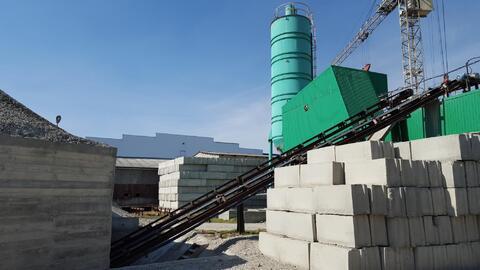 Продается база по производству бетона, блоков 8000 кв.м на 80 сотках - Фото 2