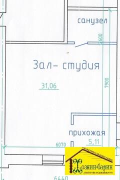 1-К Квартира На Пер. Строителей, Д. 12 - Фото 2