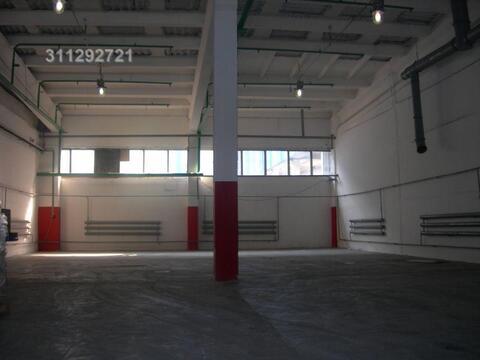 Отапливаемое складское помещение на 1-м этаже. Высота потолка 6 м. Нал - Фото 1