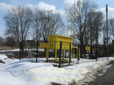 Участок, Ленинградское ш, 60 км от МКАД, Давыдково д. (Клинский р-н). . - Фото 2