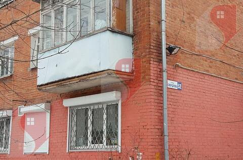 Комната в 6-ти комн. кв. 17,3 кв.м. Подольск, ул. Свердлова, д. 52 - Фото 1