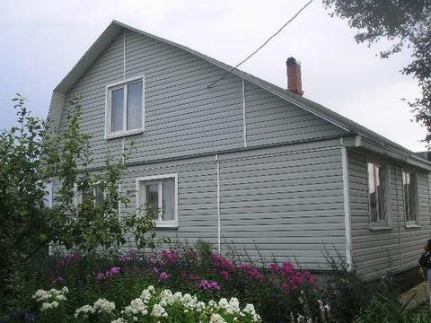 Дом вблизи в 5 км от города Рузы - Фото 1
