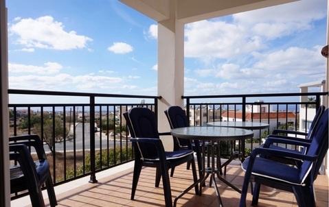 Прекрасная 3-спальная Квартира с хорошим видом в пригороде Пафоса - Фото 2