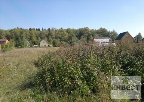 Продается земельный участок 8 соток д.Большие горки - Фото 1