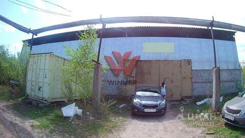 Аренда склада, Нижний Новгород, Ул. Тепличная - Фото 1
