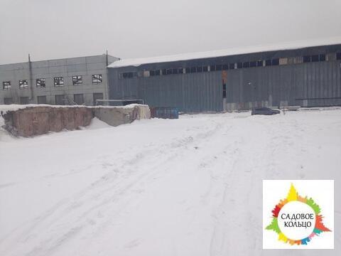 Под склад/произ-во, холодный, выс. потолка 15 м, пол бетон, огорож. о - Фото 3