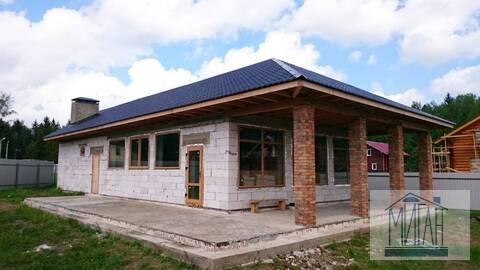 Дом по уникальному проекту в Новой Москве. - Фото 1