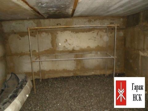 Продам капитальный гараж ГСК Оптимист №73. Поселок Геологов - Фото 5