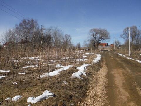Продается участок 20 соток ИЖС в с. Каменское, Наро-Фоминский район - Фото 3