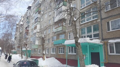 А52338: 1 квартира, Подольск, пр-д Пахринский, д.12 - Фото 1