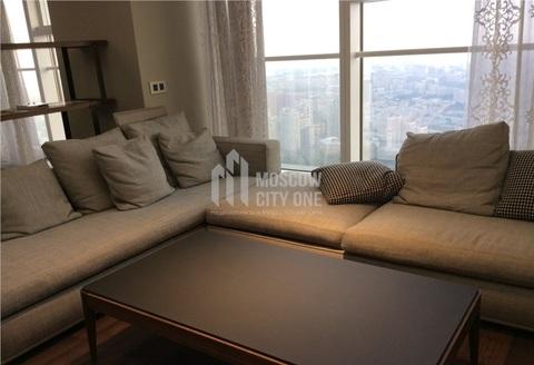 Односпаленный апартамент в Башне Меркурий 46 этаж - Фото 2