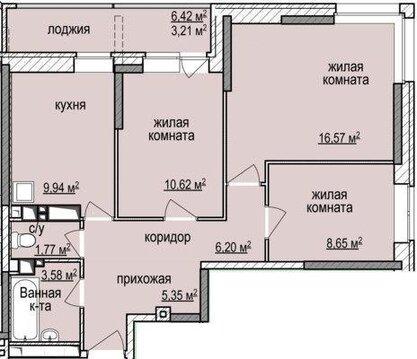 Продажа квартиры, Ижевск, Ул. Цветочная - Фото 1