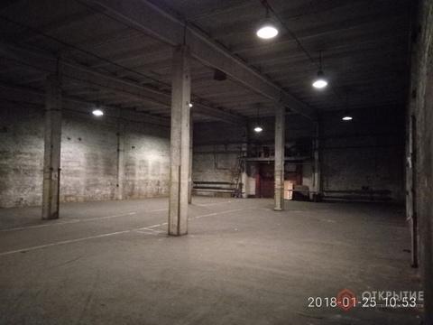 Склад с пандусом и разгрузочной площадью (640кв.м) - Фото 1