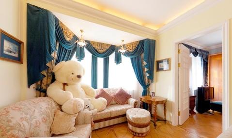 Продам 6-к квартиру, Москва г, переулок Тишинский Б 38с1 - Фото 1