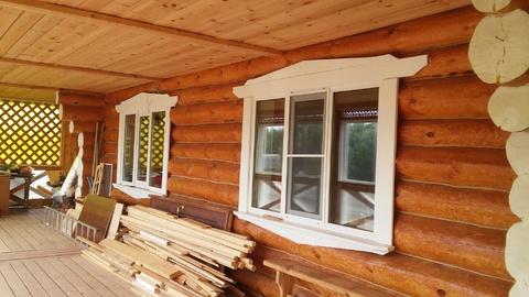 Продается жилой дом 140 кв.м. д. Садниково, 80 км от МКАД - Фото 2