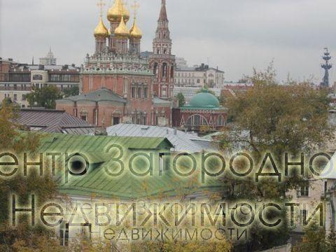 Трехкомнатная Квартира Москва, улица Ордынка Большая, д.7, ЦАО - . - Фото 3