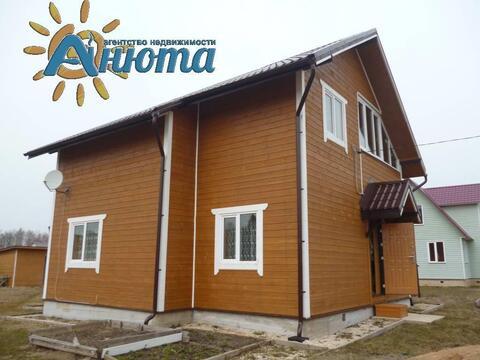 Продается дом в коттеджном поселке Верховье Малоярославецкого района. - Фото 3