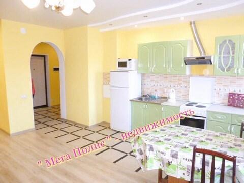 Сдается 2-х комнатная квартира 55 кв.м. в новом доме ул. Гагарина 65 - Фото 4