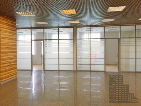 Офис 344,6м с ремонтом в БЦ класса А, паркинг, метро 10минут - Фото 3