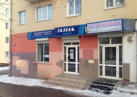 Сдается в аренду торговая площадь г Тула, ул Д.Ульянова, д 13 - Фото 2