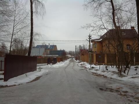 Продаётся лесной участок на Калужском шоссе, 18 км. от МКАД рядом с . - Фото 1