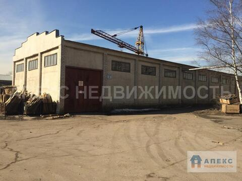 Аренда помещения пл. 1200 м2 под склад, производство, Внуково . - Фото 2