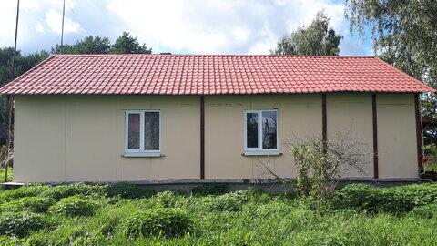 Крайний на улице, дом на 18 сотках в п.Пахомов, газ, вода, канализация - Фото 3