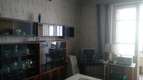 Комната 20м с лоджией в сталинском доме, метро Дубровка - Фото 1