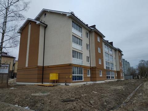 Квартира в новостройке Рыбинск - Фото 1