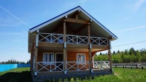 Просторный дом с участком в 20 км. от Твери! - Фото 1