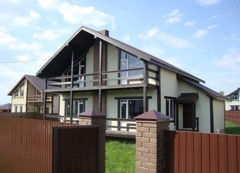 """Продаётся новый дом 225 кв.м в пос. Подосинки, кп """"Дубровские зори"""". - Фото 3"""