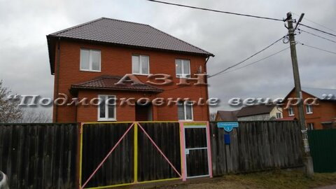Новорязанское ш. 35 км от МКАД, Клишева, Коттедж 206 кв. м - Фото 2