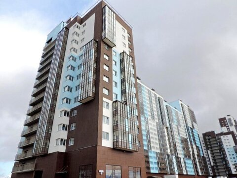 Продажа 1-комнатной квартиры, 33 м2, Комендантский проспект, д. 69 - Фото 1