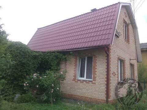Кирпичный 2 эт. дом с печью 5,5 соток, д. Овечкино, новая Москва - Фото 3
