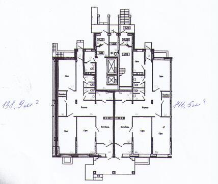 Торгово-офисное помещение на первом этаже с отдельным входом. Первая л - Фото 1
