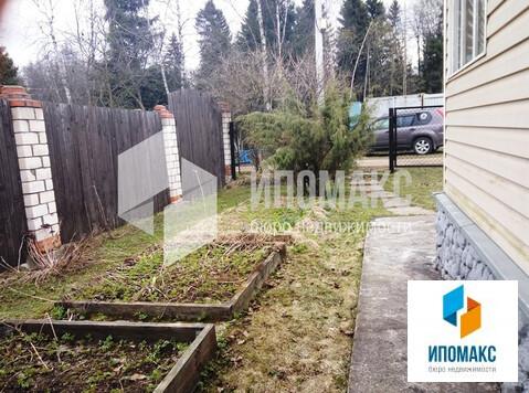 Дом брусовой 65 кв.м, участок 6 соток,45 км от МКАД, Киевское шоссе - Фото 2