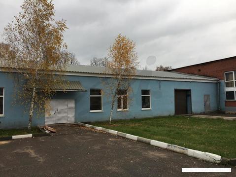 Сдается склад, Руза г, 233м2 - Фото 1