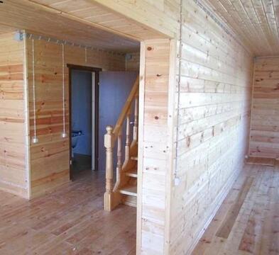 Купить дом из бруса в Ногинском районе п.им.Воровского - Фото 4